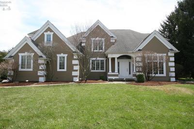 Sandusky Single Family Home For Sale: 4218 Autumn Ridge Lane