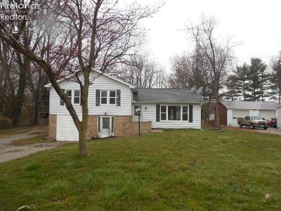 Huron OH Single Family Home For Sale: $87,500