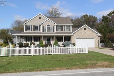 Sandusky Single Family Home For Sale: 7510 Milan Road