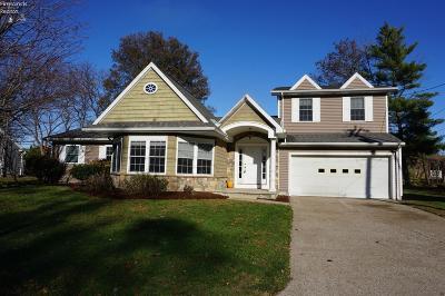 Sandusky Single Family Home For Sale: 1538 Willow Drive