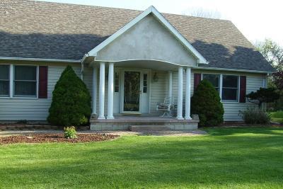 Port Clinton Single Family Home For Sale: 4440 E Konker Road