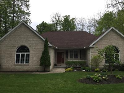 Port Clinton Single Family Home For Sale: 3566 E High Point Lane