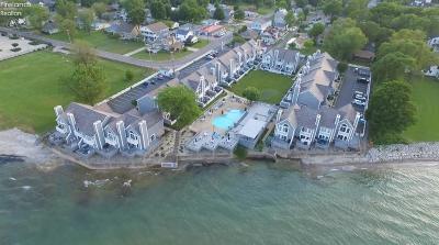 Port Clinton Condo/Townhouse For Sale: 5902 E Catawba Beach Drive #23