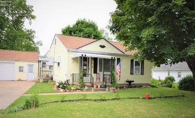 Vermilion Single Family Home For Sale: 212 Aldrich Road