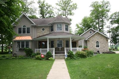Huron Single Family Home For Sale: 4206 Mason Road