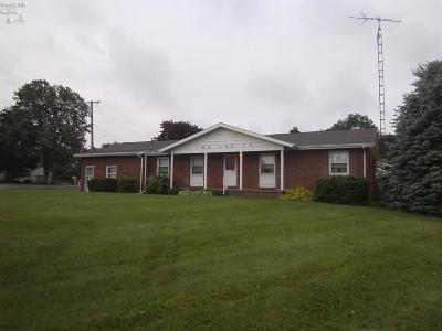 Huron OH Single Family Home For Sale: $164,900