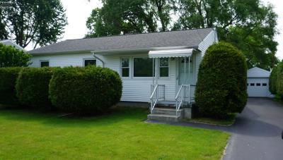 Sandusky Single Family Home For Sale: 120 W Strub Road