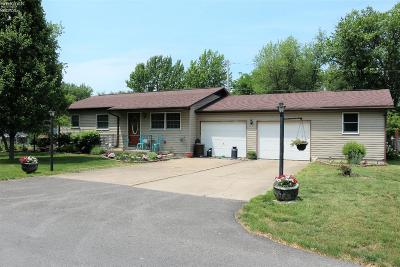 Sandusky OH Single Family Home For Sale: $154,000