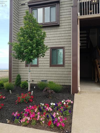 Port Clinton Condo/Townhouse For Sale: 32 Grande Lake Drive #C