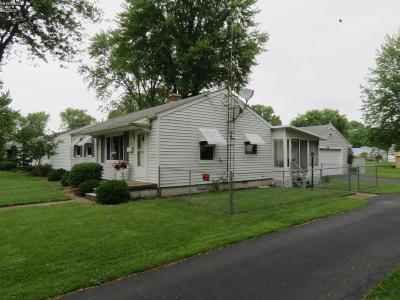 Port Clinton Single Family Home For Sale: 841 Monroe Street