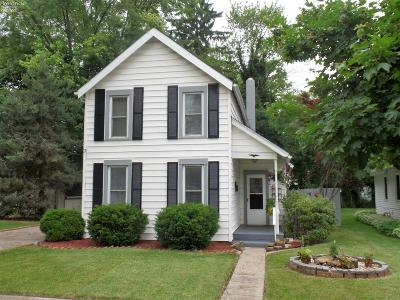 Norwalk Single Family Home For Sale: 7 Fruen Street