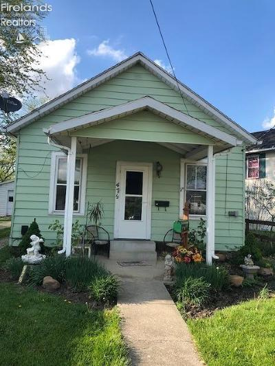 Norwalk Single Family Home For Sale: 47 Franklin Street