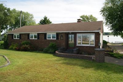 Sandusky Single Family Home For Sale: 201 Cedar Point Road