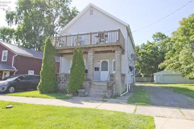 Sandusky Multi Family Home For Sale: 524 E Adams Street