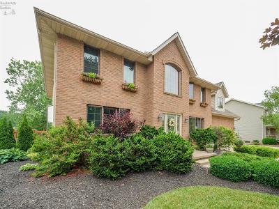 Sandusky Single Family Home For Sale: 2106 Jeannette