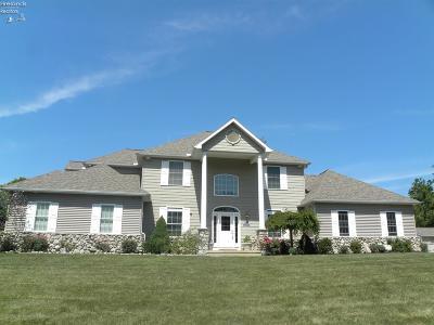 Port Clinton Single Family Home For Sale: 4459 E Terrace Circle