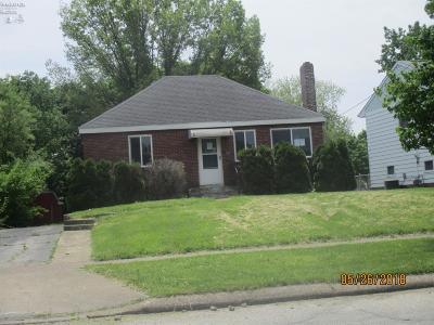 Sandusky Single Family Home For Sale: 430 Pierce Street