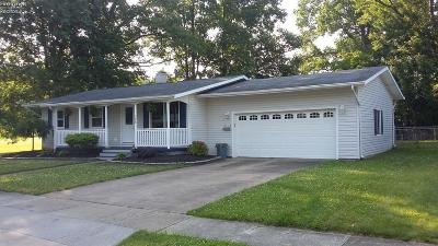Norwalk Single Family Home For Sale: 196 Tucker Avenue