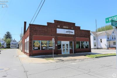Norwalk Commercial For Sale: 29 N Hester Street