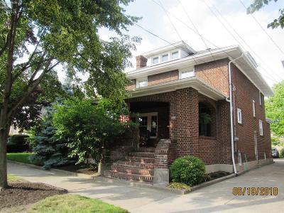 Sandusky Single Family Home For Sale: 316 Fulton Street