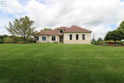 Huron OH Single Family Home For Sale: $319,900