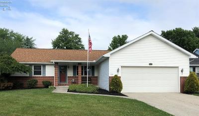 Sandusky Single Family Home For Sale: 704 Dorn Drive