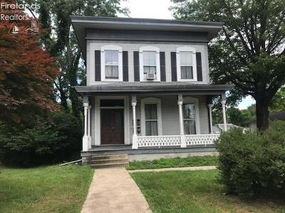 Norwalk Multi Family Home For Sale: 120 W Main Street