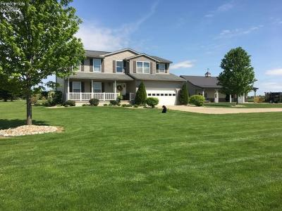 Norwalk Single Family Home For Sale: 2144 State Route 61