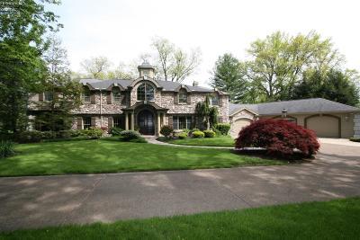 Sandusky Single Family Home For Sale: 2512 Fairway Lane