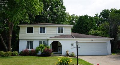 Huron OH Single Family Home For Sale: $204,900