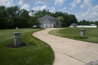 Norwalk Single Family Home For Sale: 4479 River Road