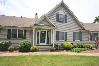 Vermilion Condo/Townhouse For Sale: 4037 Woodlands Drive
