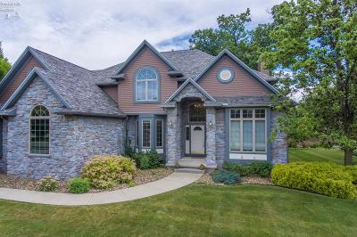 Vermilion Single Family Home For Sale: 4299 Tomahawk Ln