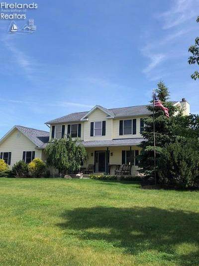Huron OH Single Family Home For Sale: $234,900