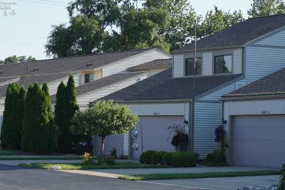 Huron OH Condo/Townhouse For Sale: $179,900