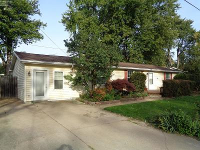 Huron OH Single Family Home For Sale: $129,900
