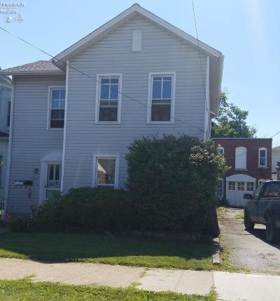 Sandusky Multi Family Home For Sale: 309 Fulton Street
