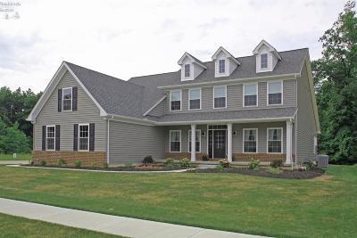 Vermilion Single Family Home For Sale: 1068 Flint Drive
