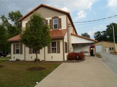 Vermilion Multi Family Home For Sale: 11822 State Route 113