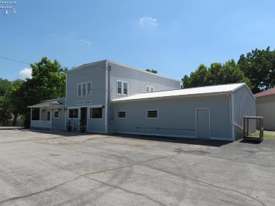 Marblehead Commercial For Sale: 9268 E Bayshore Road