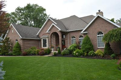 Sandusky Single Family Home For Sale: 2201 Eagles Nest Circle