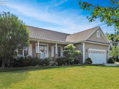 Port Clinton Single Family Home For Sale: 1157 Lost Lake Road