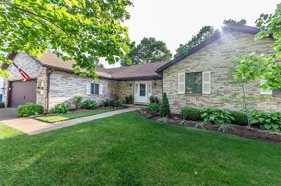 Sandusky Single Family Home For Sale: 613 Dorn Drive