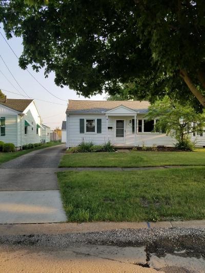 Sandusky Single Family Home For Sale: 526 Buchanan Street
