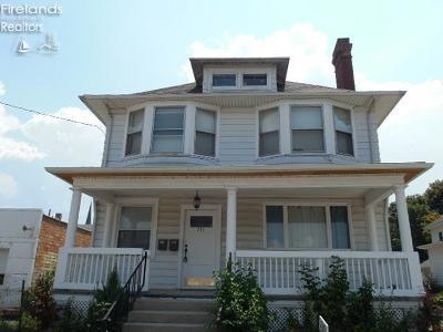 Sandusky Multi Family Home For Sale: 710 W Washington