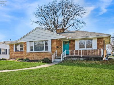 Port Clinton Single Family Home For Sale: 640 Orchard Drive