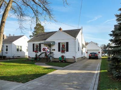 Port Clinton Single Family Home For Sale: 727 Monroe Street