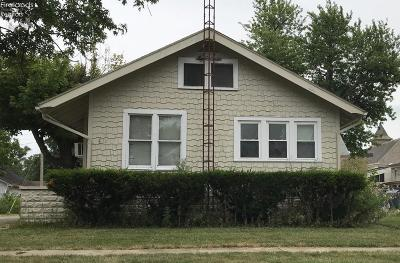 Port Clinton Multi Family Home For Sale: 116 W 5th Street