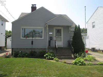 Sandusky Single Family Home For Sale: 2205 Columbus Avenue