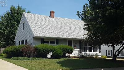 Sandusky Single Family Home For Sale: 419 48th Street